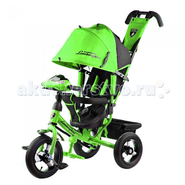 Детский транспорт , Трехколесные велосипеды Lamborghini 12/10 L2 арт: 533181 -  Трехколесные велосипеды