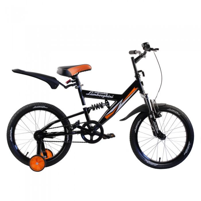 Детский транспорт , Двухколесные велосипеды Lamborghini 18 S9B арт: 533141 -  Двухколесные велосипеды