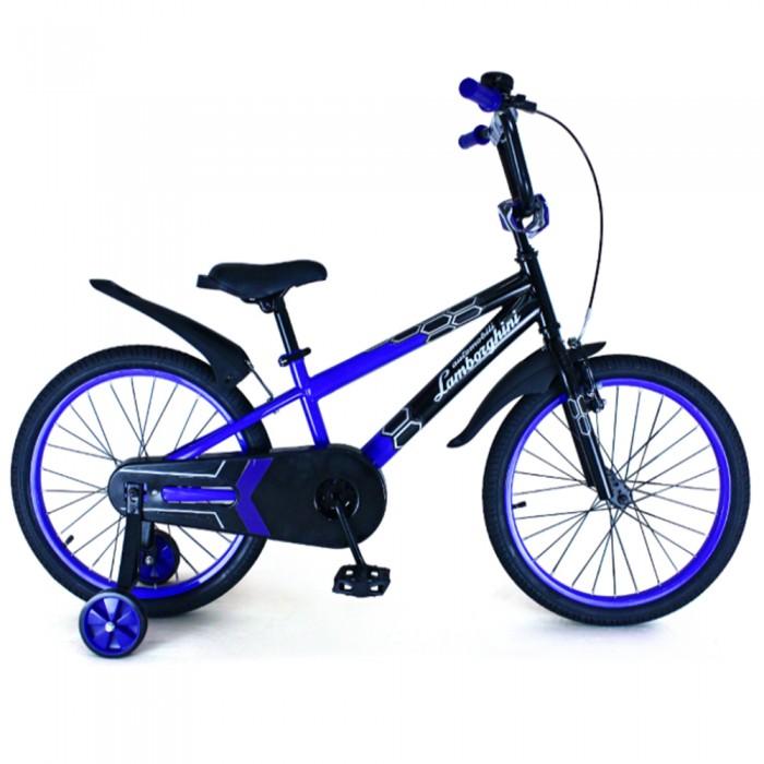 Детский транспорт , Двухколесные велосипеды Lamborghini 20 арт: 533131 -  Двухколесные велосипеды