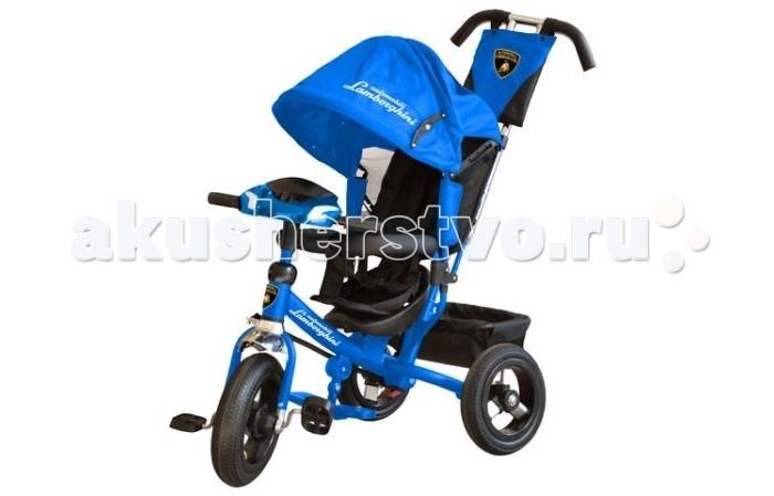 Детский транспорт , Трехколесные велосипеды Lamborghini L2N арт: 369913 -  Трехколесные велосипеды
