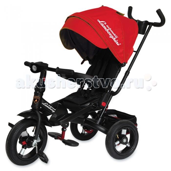 Детский транспорт , Трехколесные велосипеды Lamborghini L4 арт: 369908 -  Трехколесные велосипеды