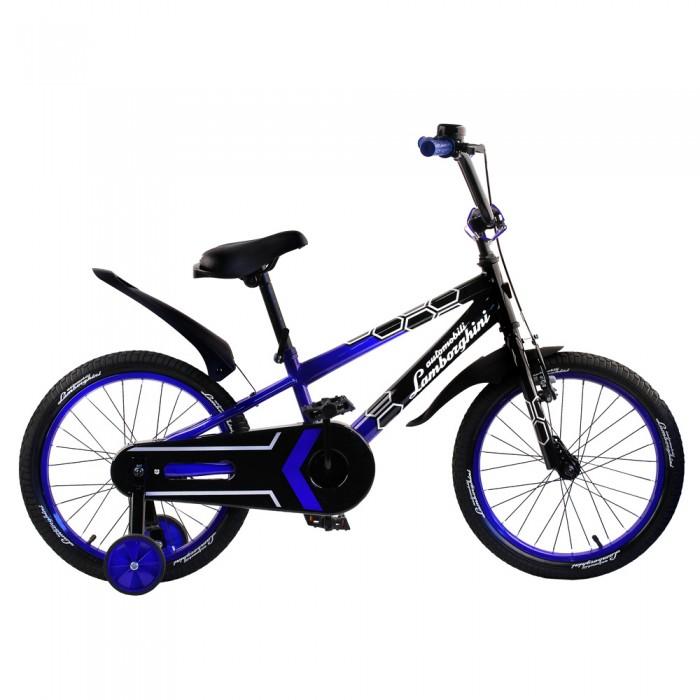 Детский транспорт , Двухколесные велосипеды Lamborghini 18 арт: 533091 -  Двухколесные велосипеды