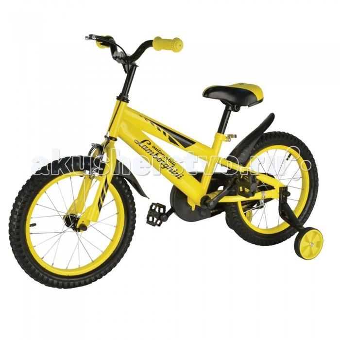 Детский транспорт , Двухколесные велосипеды Lamborghini JL1MY/JL2MO арт: 102646 -  Двухколесные велосипеды