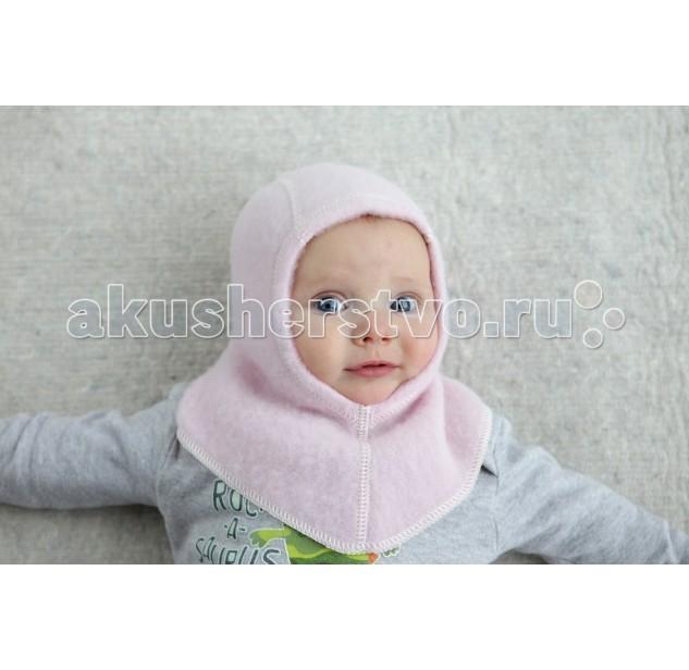 Lana Care Детская двойная шапка-шлем 6-12 мес
