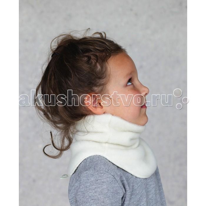Варежки, перчатки и шарфы Lana Care Манишка из шерсти мериноса, Варежки, перчатки и шарфы - артикул:23891