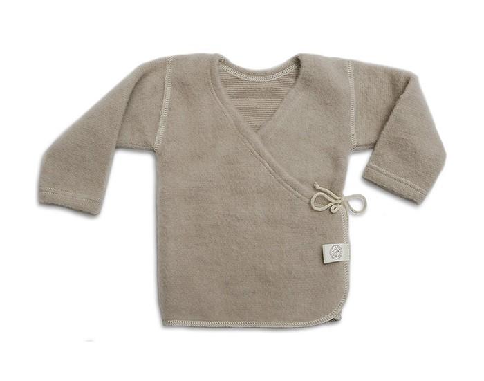 Детская одежда , Кофты и кардиганы Lana Care Свитер на завязках 0-3 мес. арт: 23874 -  Кофты и кардиганы