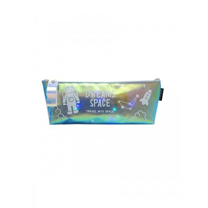 Картинка для Пеналы Languo Пенал Космонавт Dreams Space с подсветкой