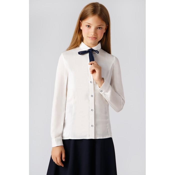 Купить Школьная форма, Finn Flare Kids Блузка для девочки KA18-76006