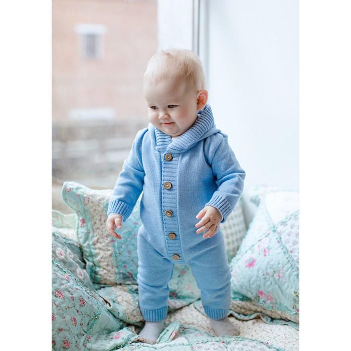 Детская одежда , Комбинезоны и полукомбинезоны Лапушка Комбинезон Вязанные изделия арт: 367838 -  Комбинезоны и полукомбинезоны