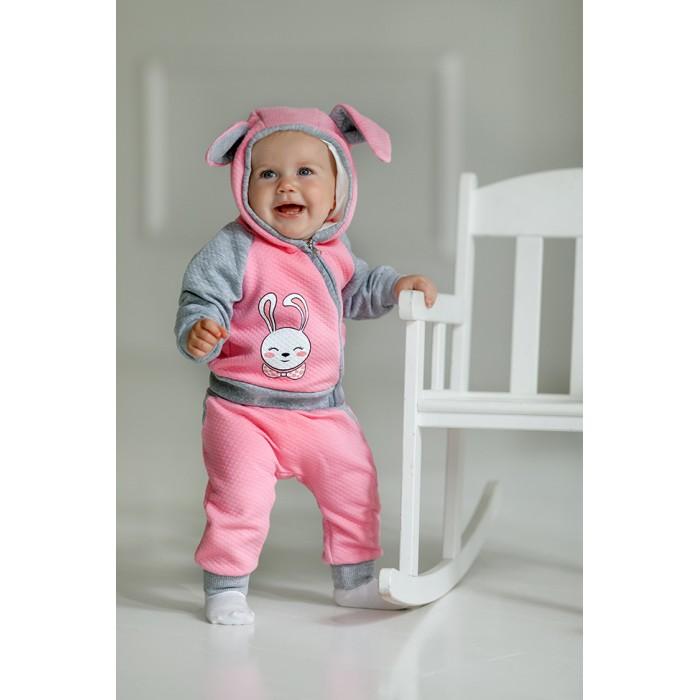 Картинка для Комплекты детской одежды Лапушка Комплект Зайка (кофточка, штаны)