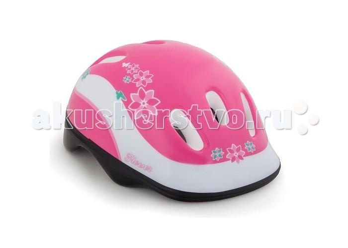 Шлемы и защита Larsen Шлем роликовый H1 Flower