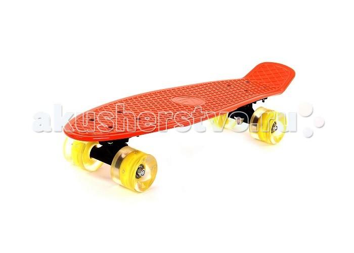 Скейтборды Larsen Мини-круизер Teen 22x6 скейт мини круизер union jah pixels l yellow green 6 x 22 5 57 2 см