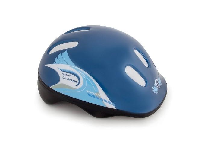 Шлемы и защита Larsen Шлем роликовый H1 Pilot