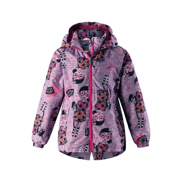 Детская одежда , Куртки, пальто, пуховики Lassie by Reima Куртка демисезонная 721724 арт: 436614 -  Куртки, пальто, пуховики