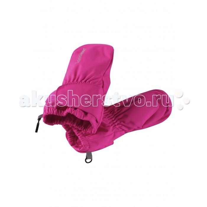 Детская одежда , Варежки, перчатки и шарфы Lassie by Reima Варежки демисезонные 717700 арт: 439629 -  Варежки, перчатки и шарфы