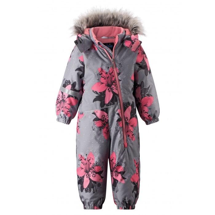 Купить Комбинезоны и полукомбинезоны, Lassie Комбинезон зимний Цветы 710735