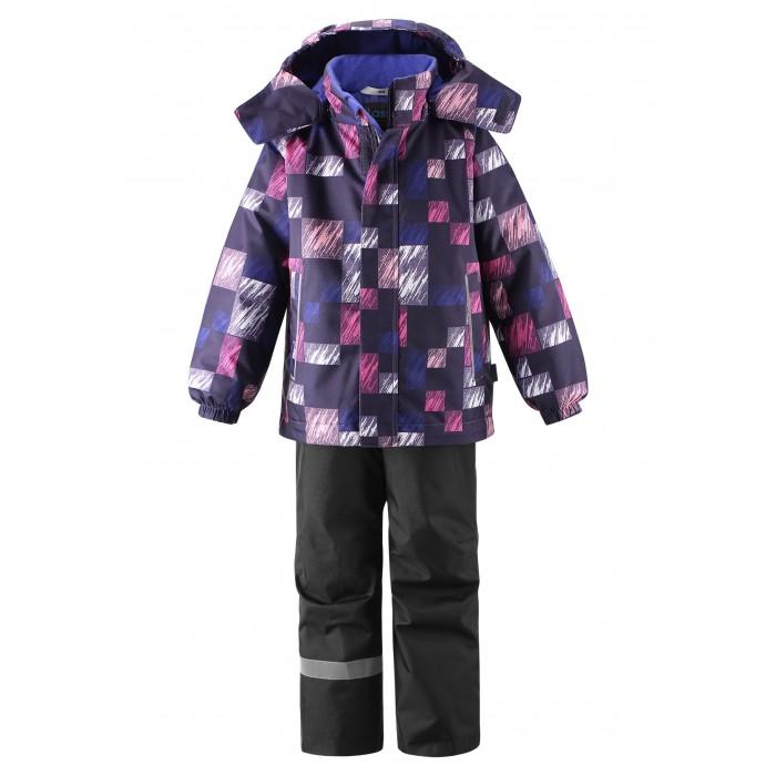 Lassie Комплект зимний (куртка, полукомбинезон) Геометрия 723732 2020