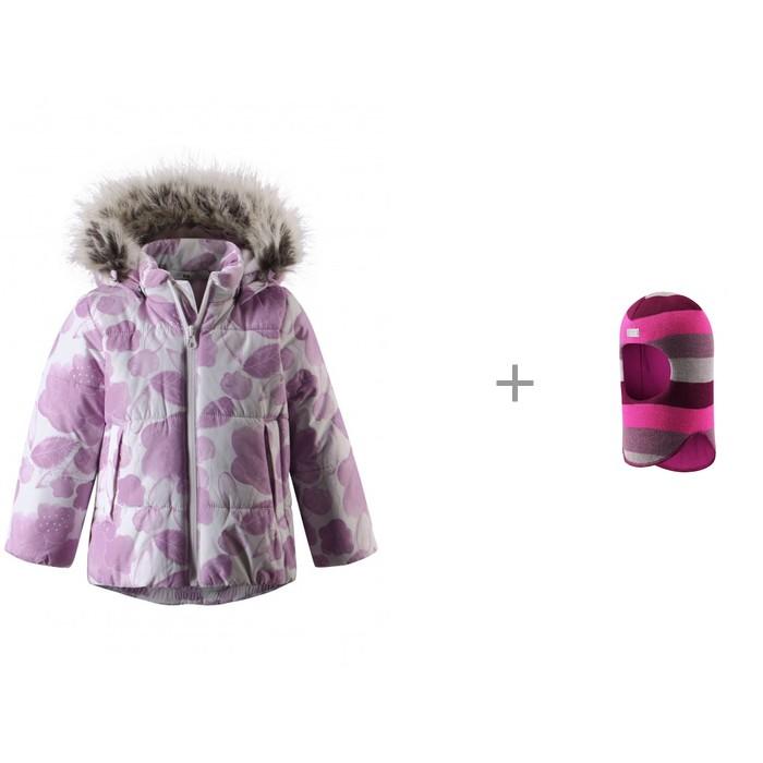 Купить Верхняя одежда, Lassie Куртка зимняя 711743 и Шапка-шлем зимняя 718774R