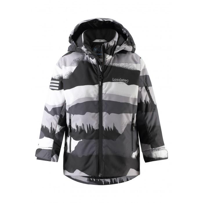 Lassie Куртка зимняя Полоска 721730 фото