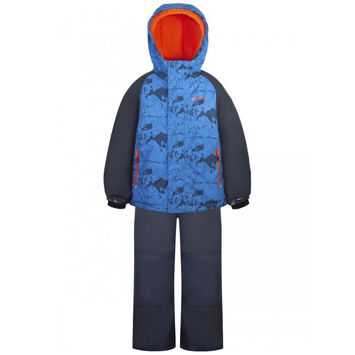 Gusti Комплект для мальчика (куртка, полукомбинезон) GW20BS245