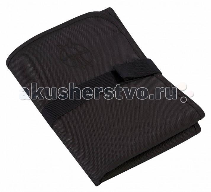 Lassig Накладка-коврик для пеленания Гламур 65x33
