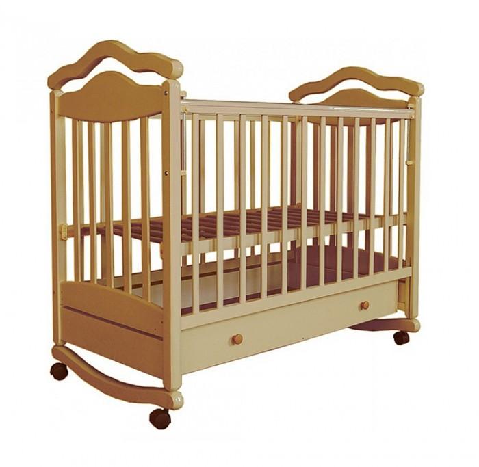 Детская кроватка Лаура 7 качалка
