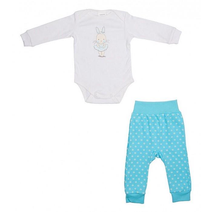 Комплекты детской одежды Laura Dofi Комплект для девочки (боди+штаны)
