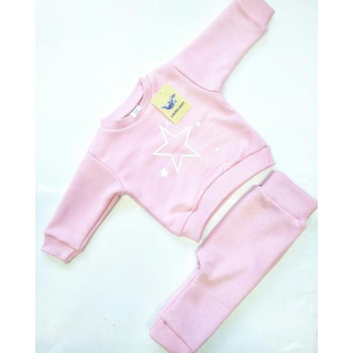 Комплекты детской одежды Laura Dofi Комплект для девочки LDК-103 комплекты детской одежды laura dofi комплект для мальчика ldк 100