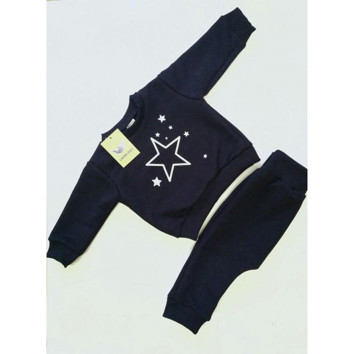 Детская одежда , Комплекты детской одежды Laura Dofi Комплект для мальчика LDК-104 арт: 466521 -  Комплекты детской одежды