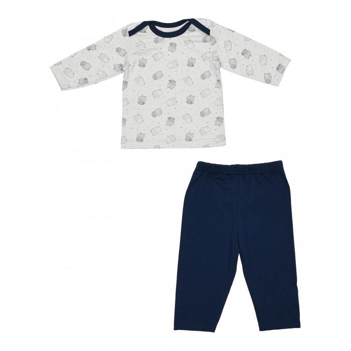 Комплекты детской одежды Laura Dofi Комплект для мальчика Птички LDK-116