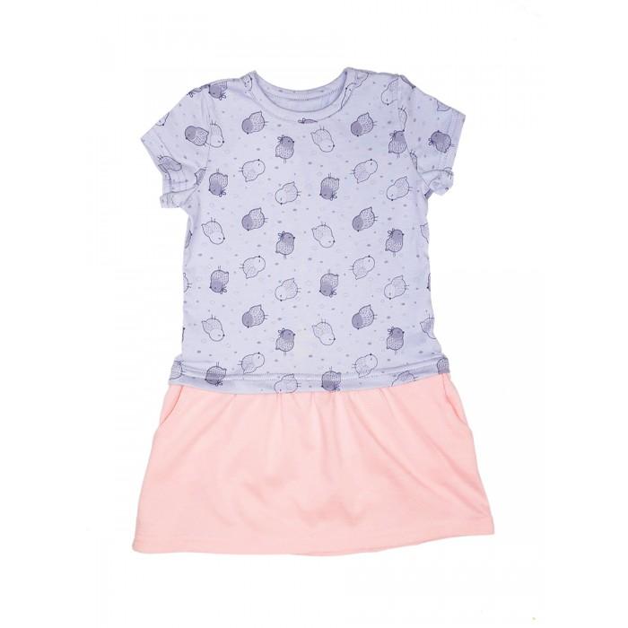 Laura Dofi Платье для девочки Птички LDPL-100-001