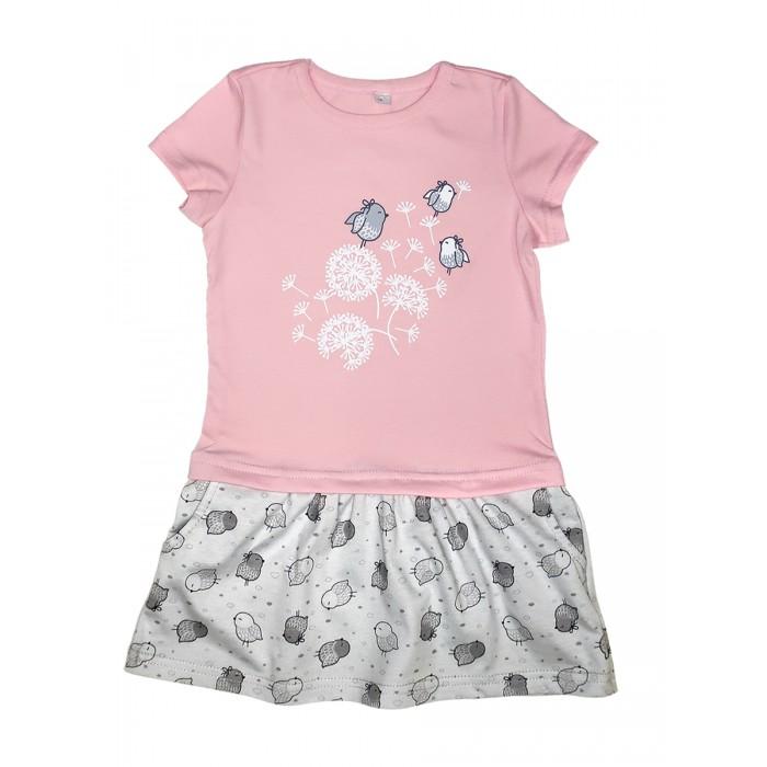 Laura Dofi Платье для девочки Птички LDPL-100-002