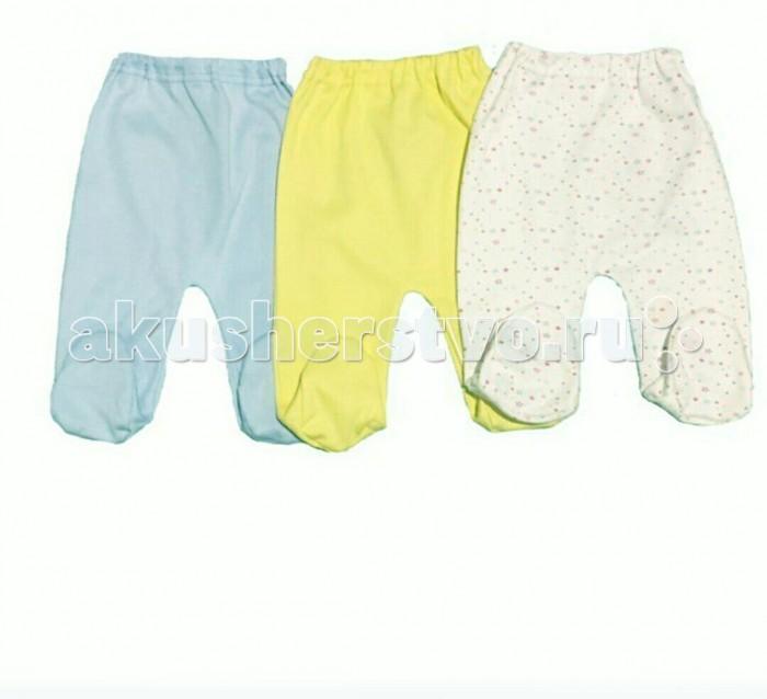 Ползунки Laura Dofi Ползунки 3 шт. LDP-mix3/LDP-mix4 комплекты детской одежды laura dofi комплект для мальчика ldк 104