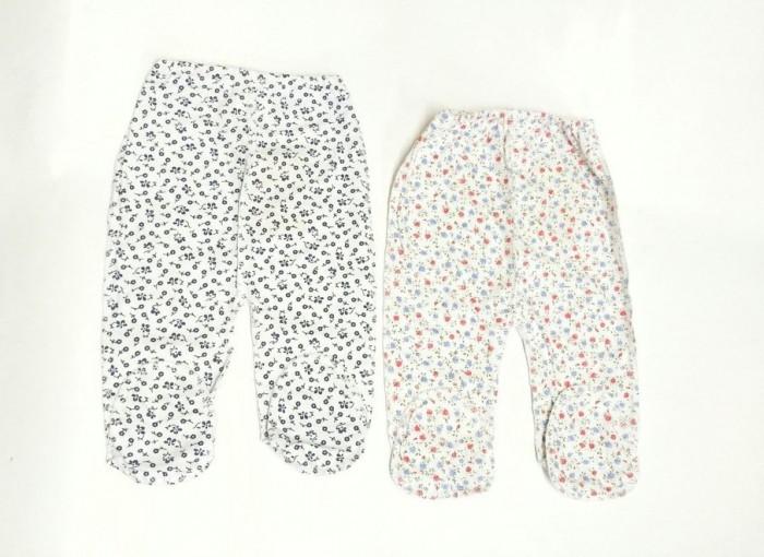 Ползунки Laura Dofi Ползунки Цветы 2 шт. комплекты детской одежды laura dofi комплект для мальчика ldк 104