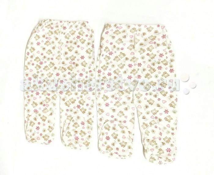 Ползунки Laura Dofi Ползунки Мишки 2 шт. комплекты детской одежды laura dofi комплект для мальчика ldк 104