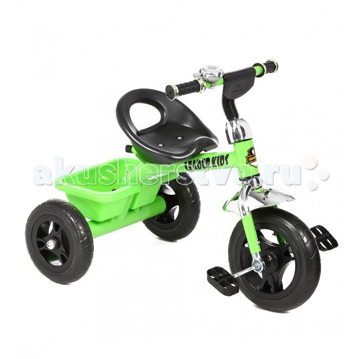 Детский транспорт , Трехколесные велосипеды Leader Kids 5181 арт: 535541 -  Трехколесные велосипеды