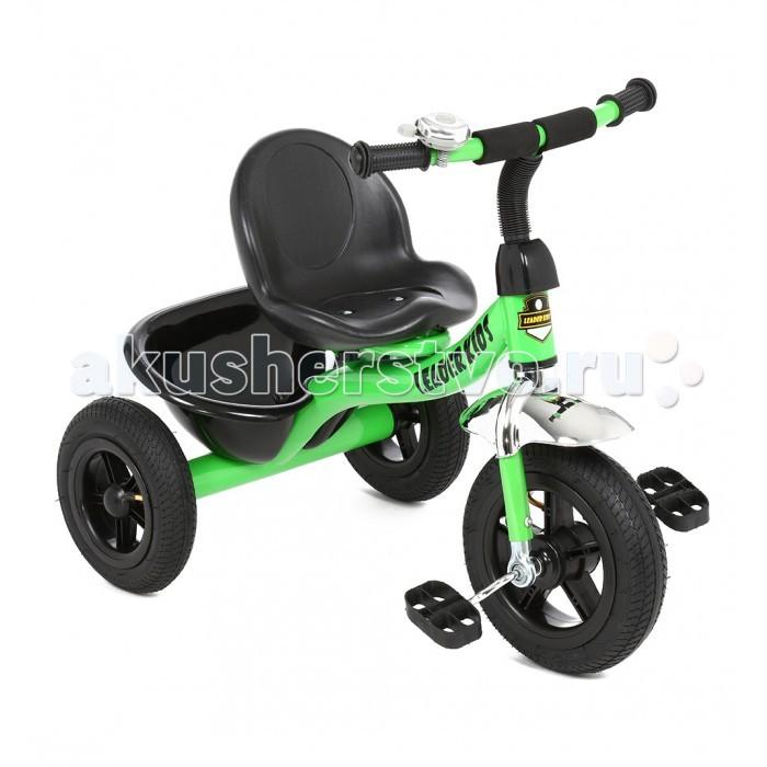 Детский транспорт , Трехколесные велосипеды Leader Kids надувные колёса 5192 (A) арт: 535566 -  Трехколесные велосипеды