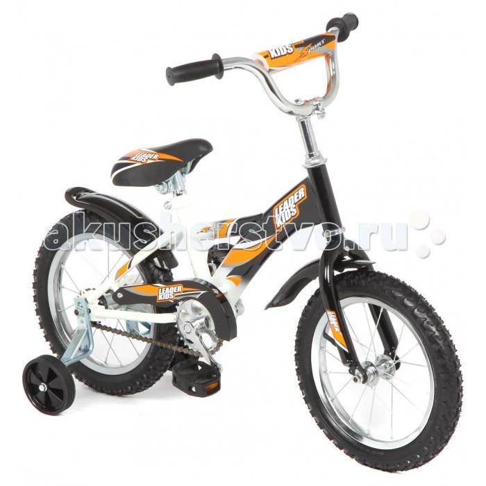 Велосипед двухколесный Leader Kids G14BD622