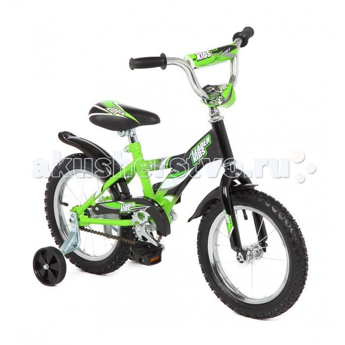 Двухколесные велосипеды Leader Kids G14BD622