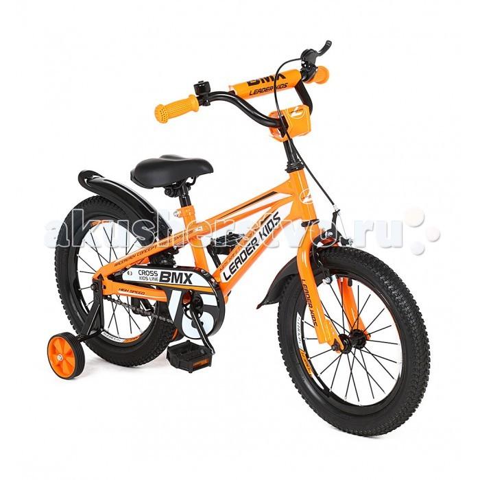 Велосипед двухколесный Leader Kids G16BD701