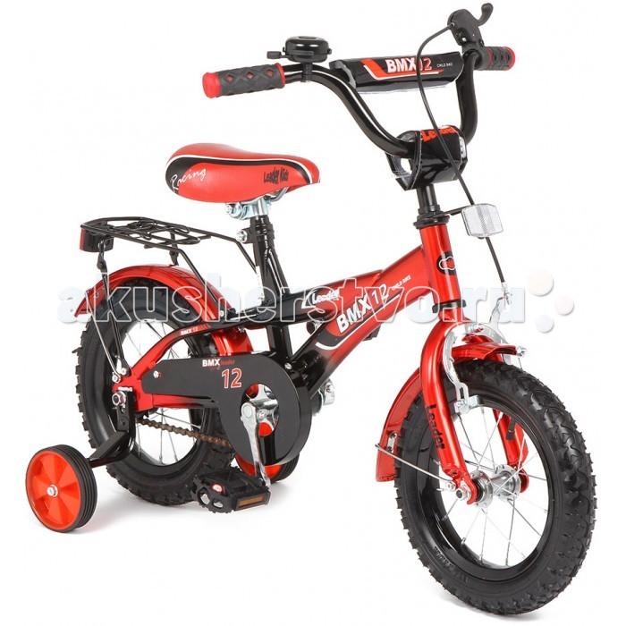 Велосипед двухколесный Leader Kids G12BD404
