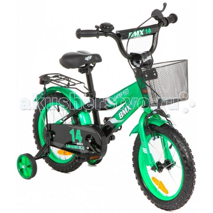 Велосипед двухколесный Leader Kids G14BD128