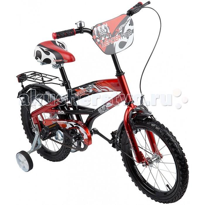 Двухколесные велосипеды Leader Kids G16BD406