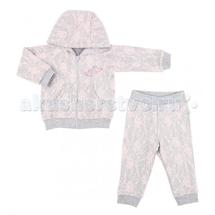 Комплекты детской одежды Leader Kids Комплект (толстовка,штанишки) Одри, Комплекты детской одежды - артикул:555991