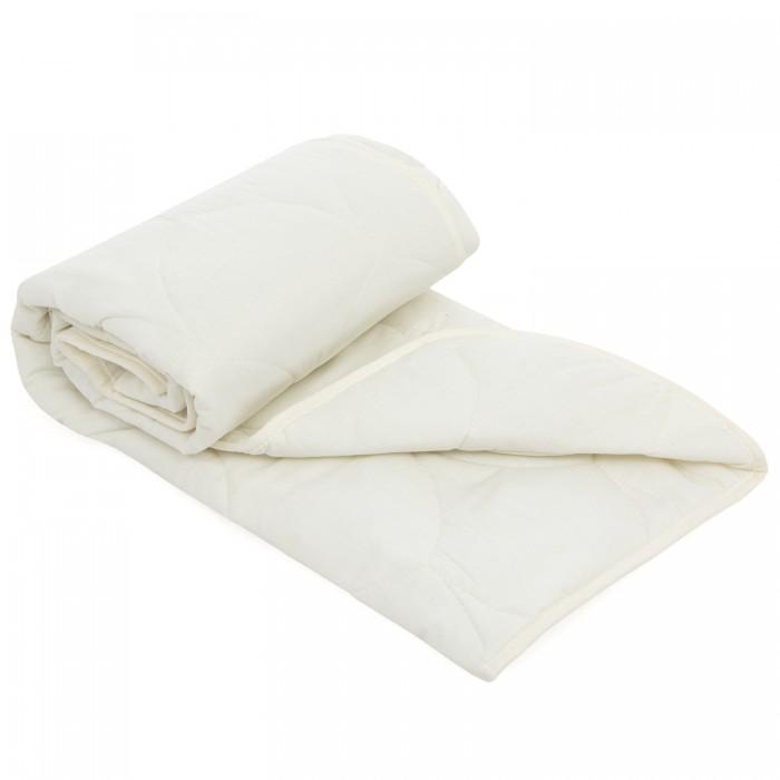 Одеяло Leader Kids с окантовкой Однотон термофайбер 140х110