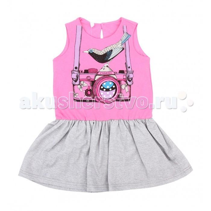 Детские платья и сарафаны Leader Kids Платье для девочки Бантики