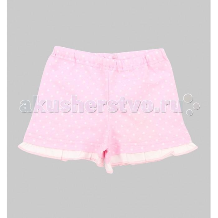 Шорты и бриджи Leader Kids Шорты для для девочки Розовый слон abby kids топ для девочки 508 розовый abby kids