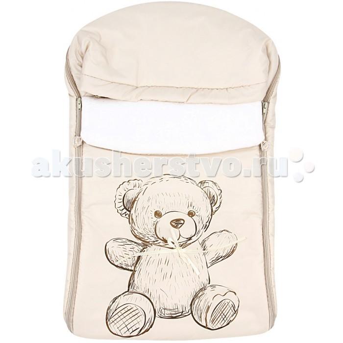 Спальные конверты Leader Kids Мишка, Спальные конверты - артикул:520571