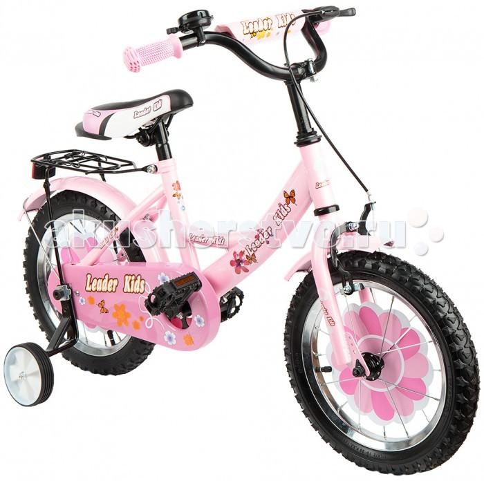 Двухколесные велосипеды Leader Kids G14BD127 leader kids lkt0031 полина