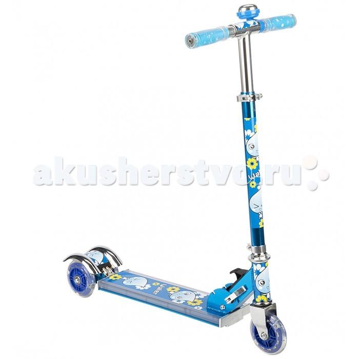 Детский транспорт , Трехколесные самокаты Leader Kids JC-621 арт: 322519 -  Трехколесные самокаты